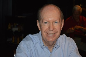 Ron Coppock, leader of Bama Lunch Bunch